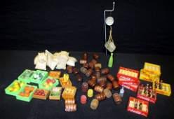 Vintage Toy Cargo Accessories