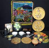 AsianMexican Collectible Lot