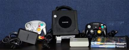 Nintendo Game Cube wGames