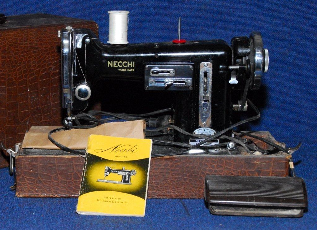 Necchi BU Sewing Machine - 2