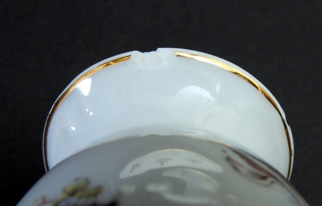 Trisa Porcelain Cherub Tea Set - 4