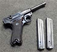 WWII Luger 1937 Model