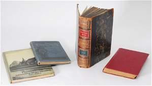 5 German Books Inc. 1st Volume Goethes Werke