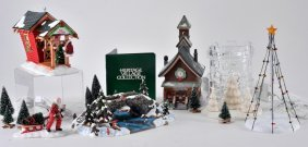 Department 56 Christmas Displays