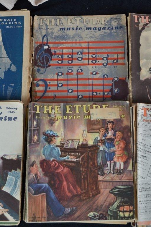 Vintage Etude Music Magazine - 3