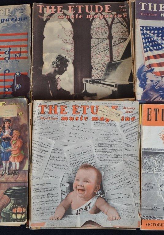 Vintage Etude Music Magazine - 4