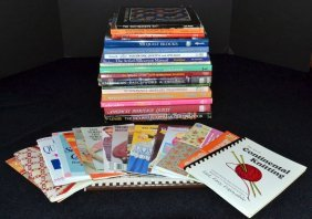 Quilting, Batik, Embroidery Books