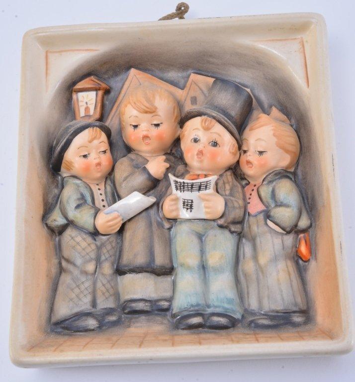 Hummel Quartet Plaque 134, TMK6
