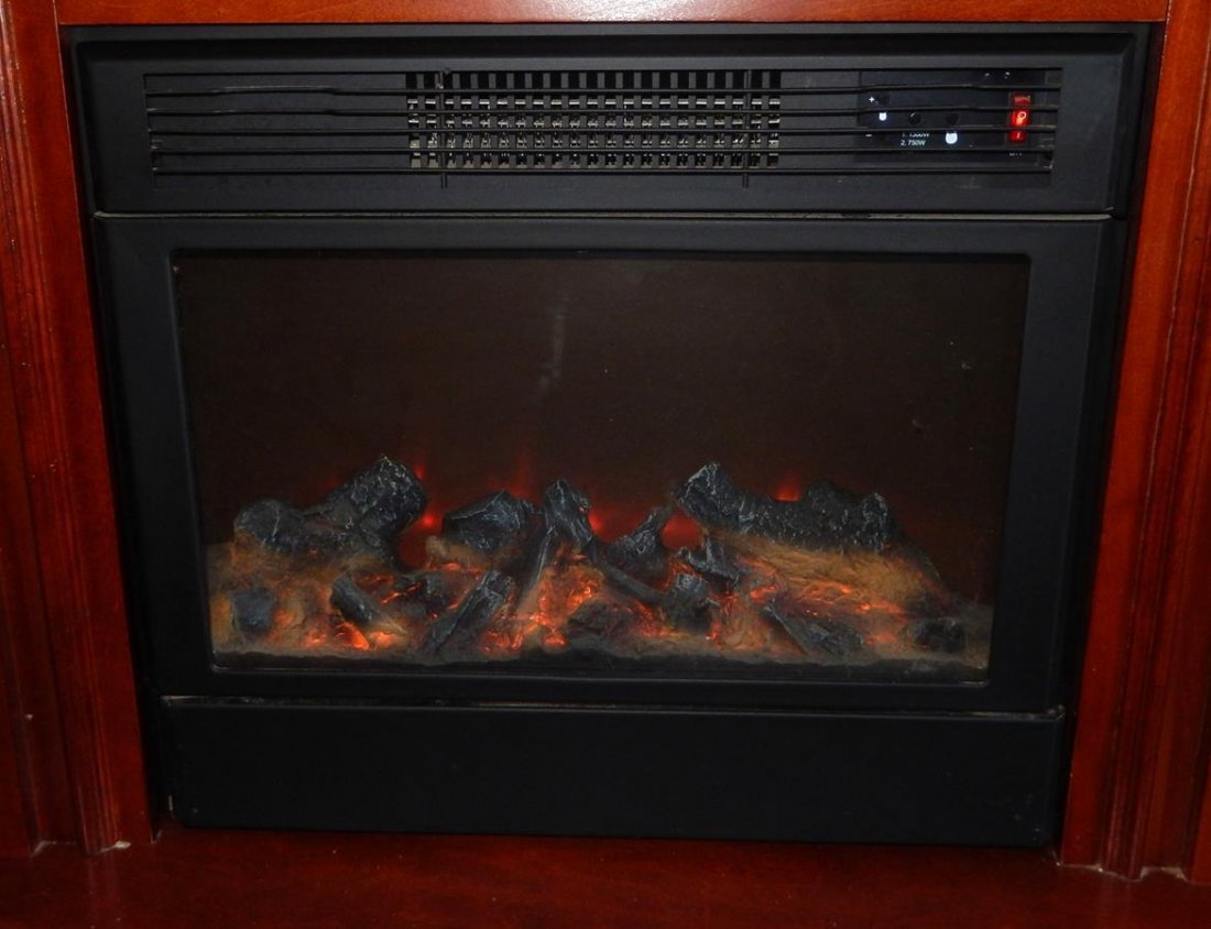 Electric Fireplace - 3