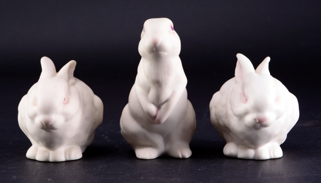 Three Cybis Rabbits - 2
