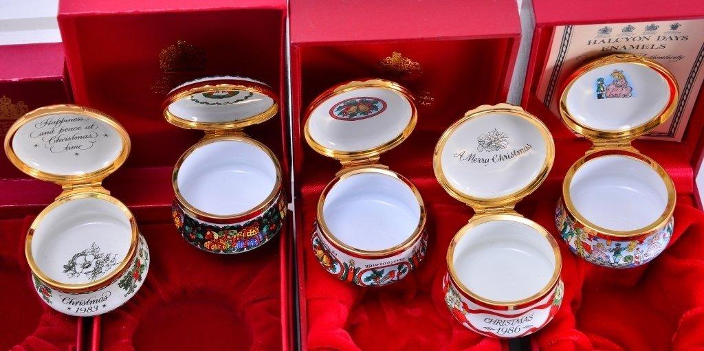 5 Halcyon Christmas Boxes - 3