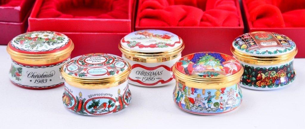 5 Halcyon Christmas Boxes - 5