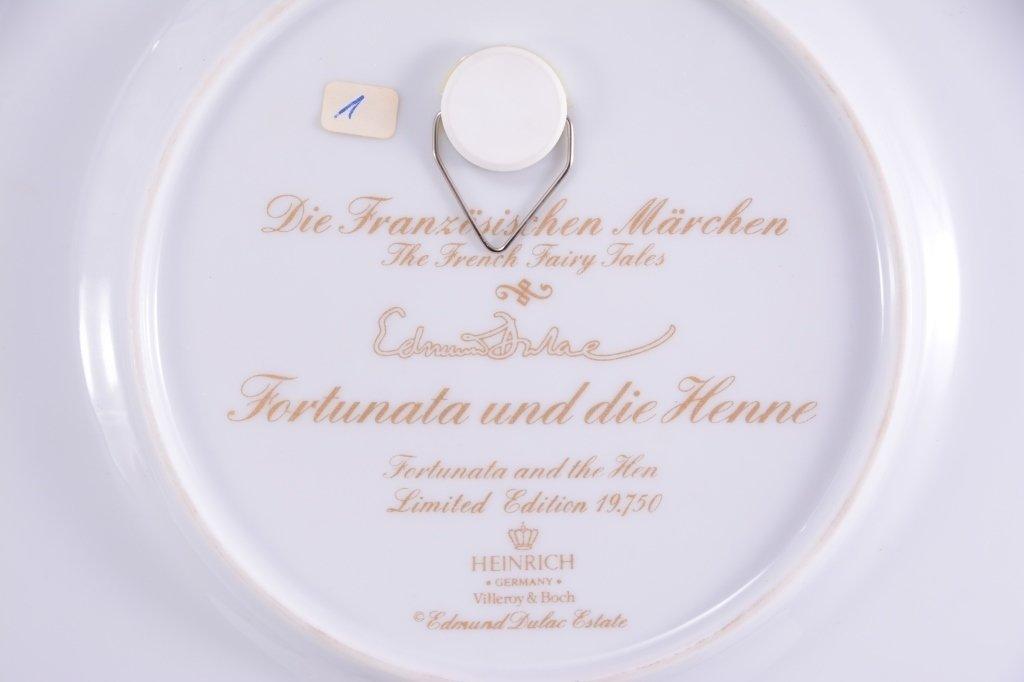 Villeroy & Boch French Fairy Tale Plates - 4