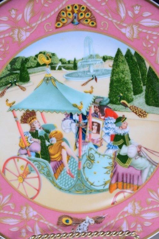 Villeroy & Boch French Fairy Tale Plates - 8