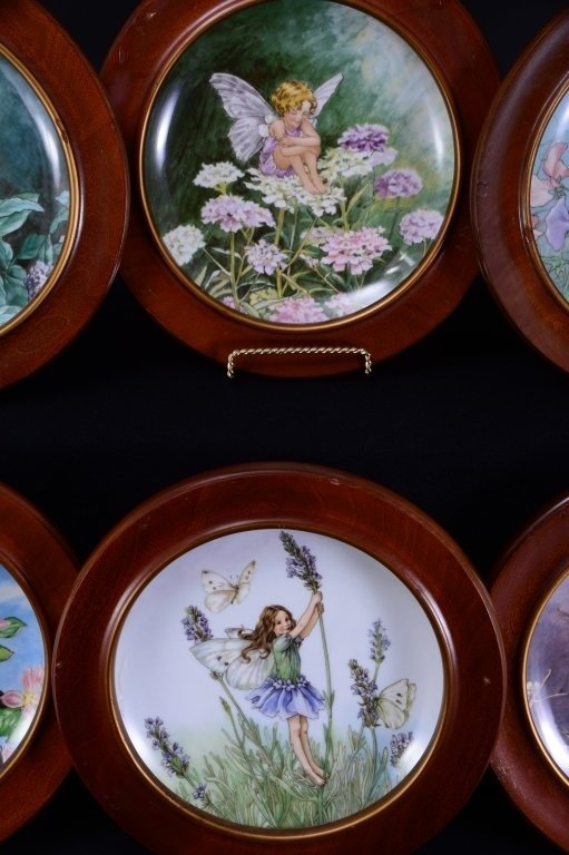 Villeroy & Boch Heinrich 6 Fairies Plates In Wood - 3