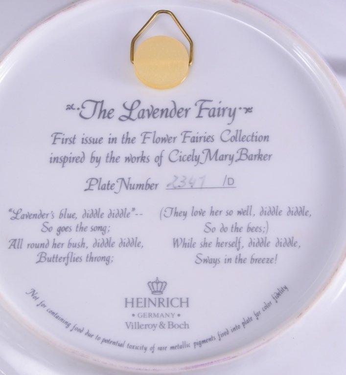 Villeroy & Boch Heinrich 6 Fairies Plates In Wood - 5