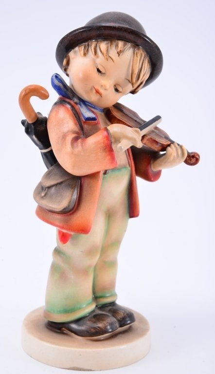 Hummel Little Fiddler 2, TMK 1