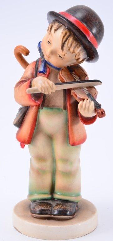 Hummel Little Fiddler 2, TMK 1 - 4