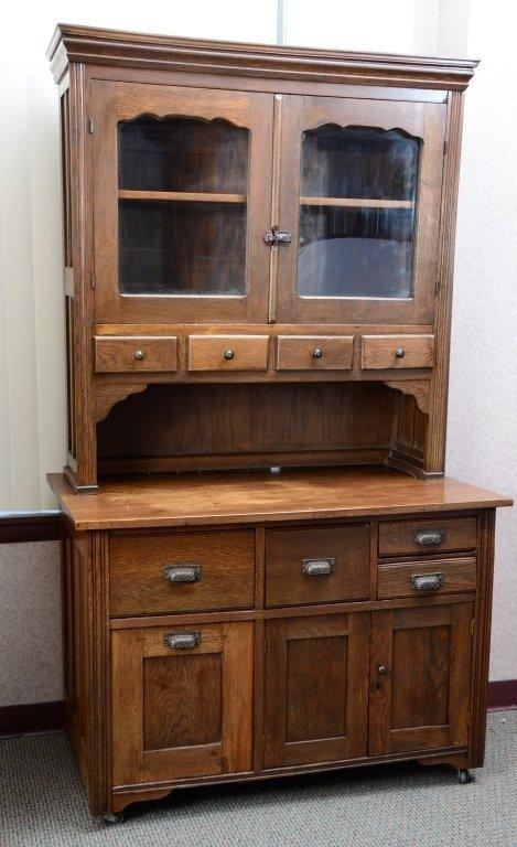 Kitchen Hutch & Cabinet