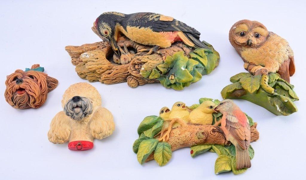 5 Bossons Birds & Dogs, England