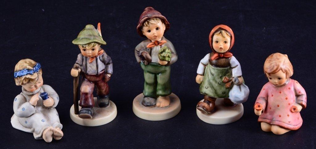 5 Hummel Children