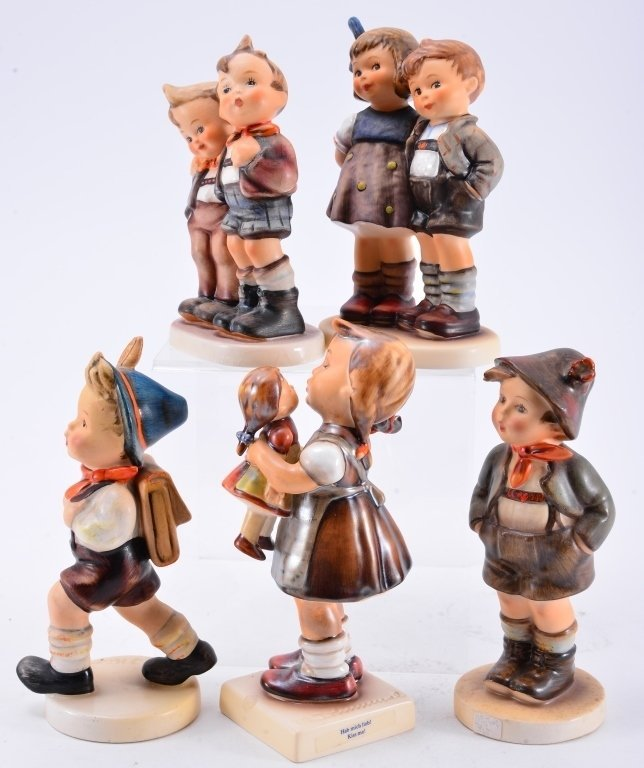 5 Hummel Children - 2