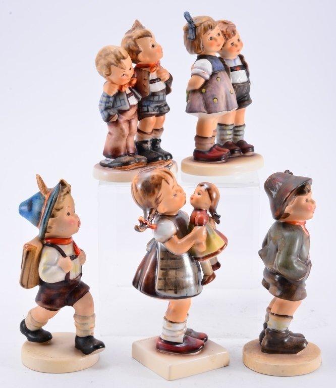 5 Hummel Children - 4