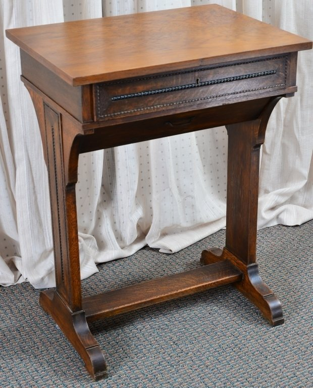 Victorian Sewing Cabinet