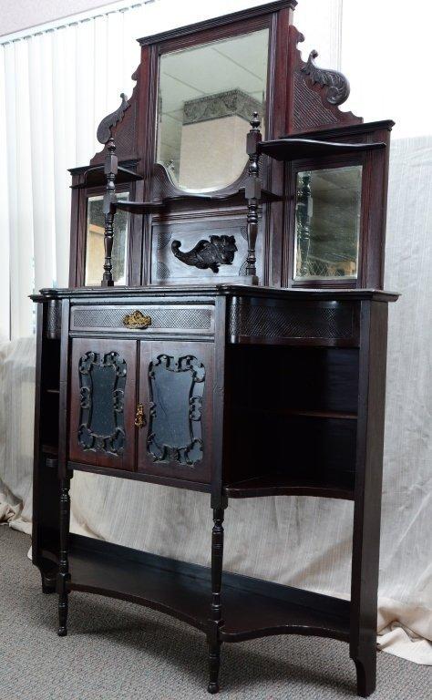 Victorian Display/Curio - 2