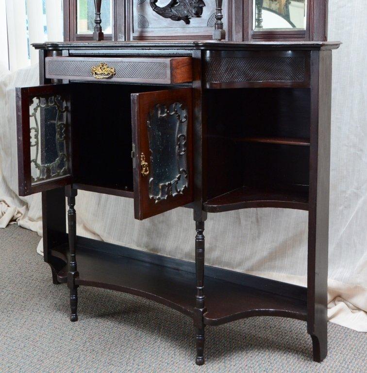 Victorian Display/Curio - 3