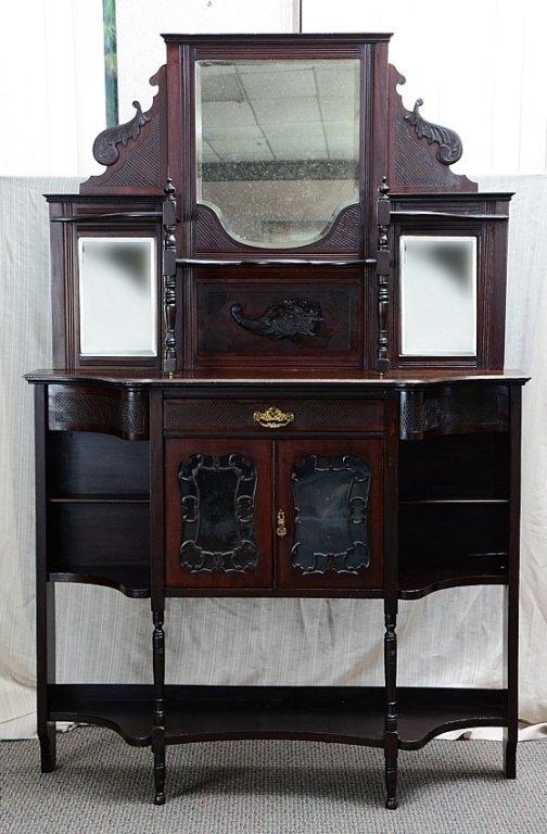 Victorian Display/Curio - 4