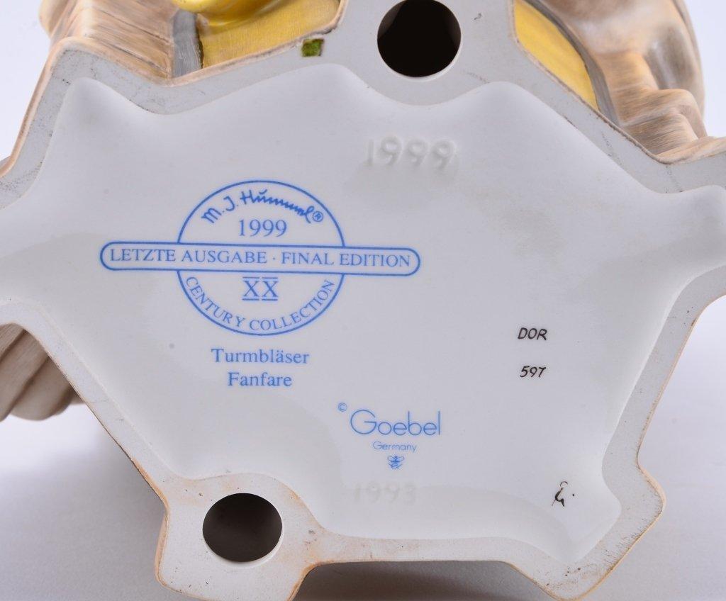 Hummel Fanfare 1999, TMK 7 - 5
