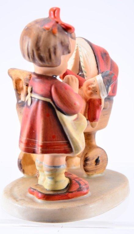Hummel Doll Mother 67, TMK 2 - 2