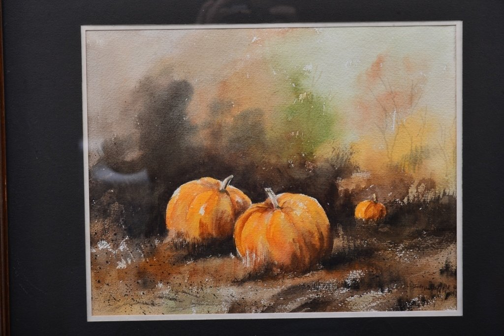 Judy Hartsfield Watercolor - 2