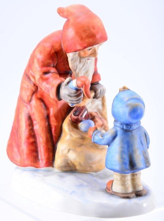 Hummel Ruprecht & St. Nicholas Day, TMK 7 - 10