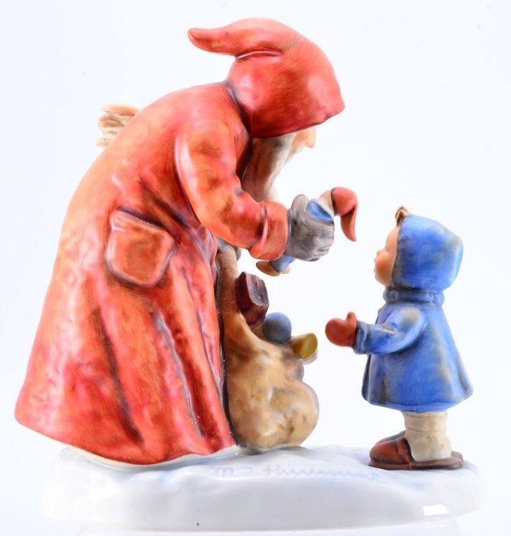 Hummel Ruprecht & St. Nicholas Day, TMK 7 - 2