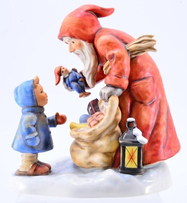Hummel Ruprecht & St. Nicholas Day, TMK 7 - 8
