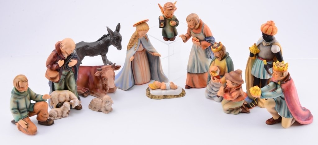 Hummel Nativity 214