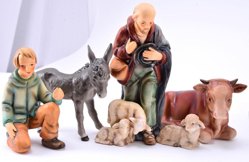 Hummel Nativity 214 - 2