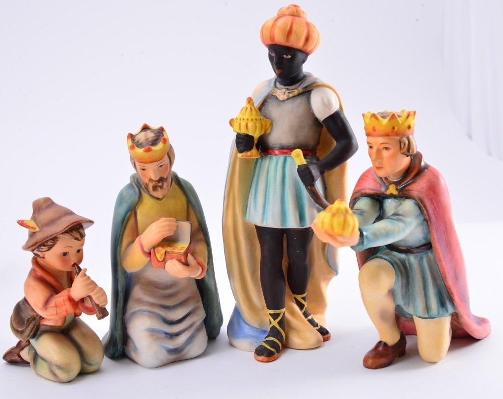Hummel Nativity 214 - 3