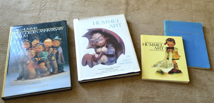 Books on Hummel Collectibles