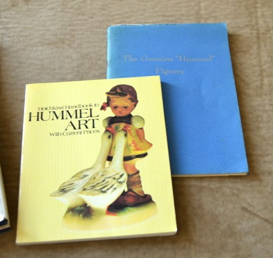 Books on Hummel Collectibles - 2