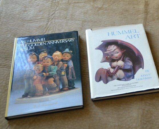 Books on Hummel Collectibles - 3