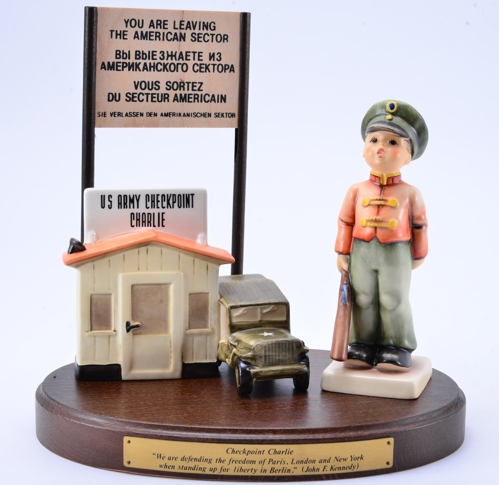 Hummel Checkpoint Charlie Soldier Boy 332, TMK 7&6