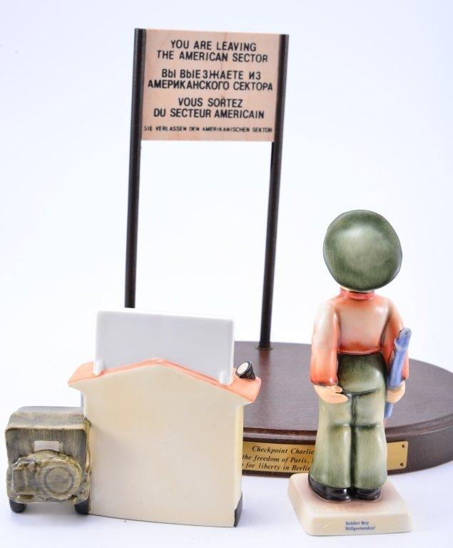 Hummel Checkpoint Charlie Soldier Boy 332, TMK 7&6 - 2