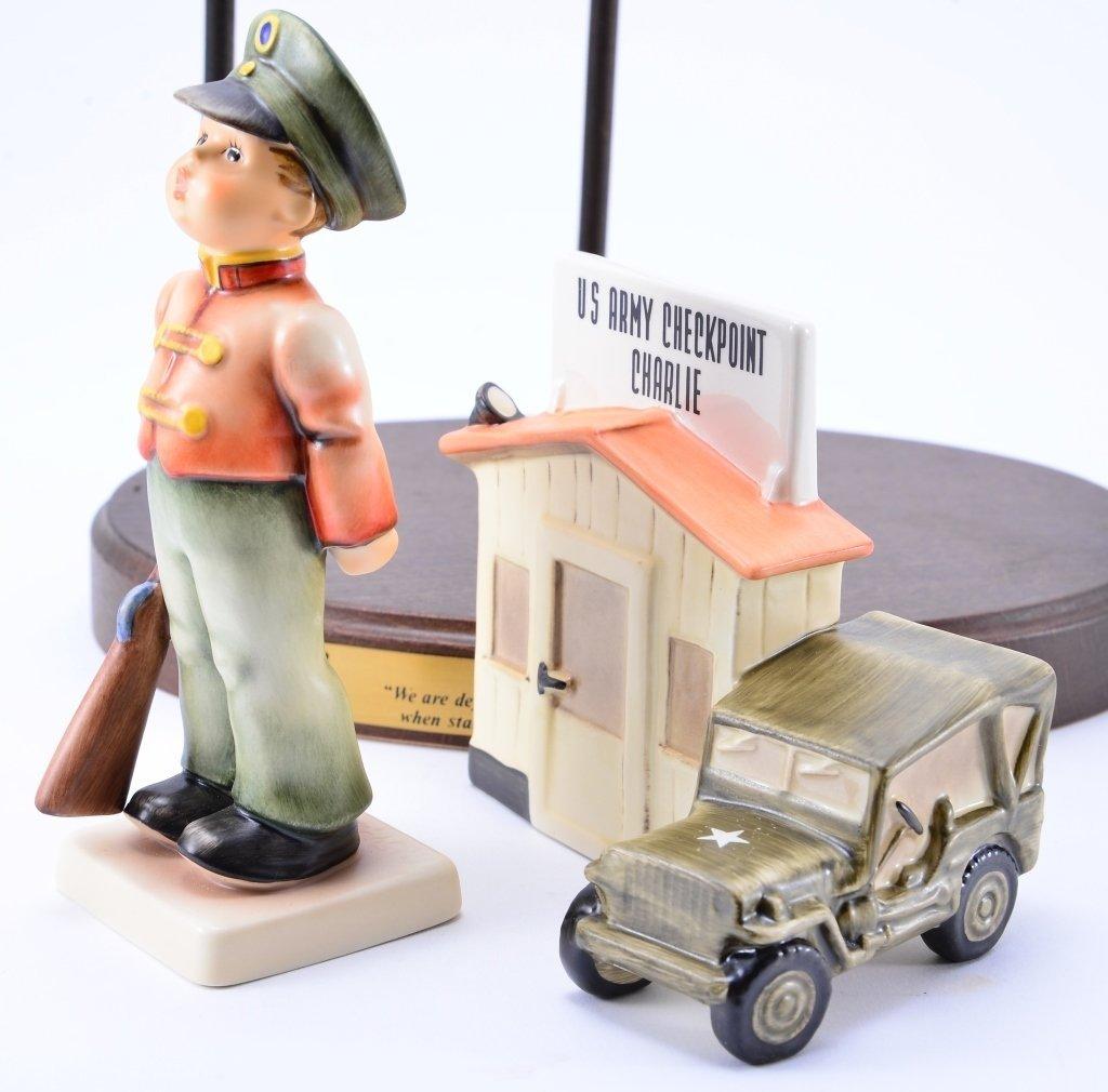 Hummel Checkpoint Charlie Soldier Boy 332, TMK 7&6 - 3