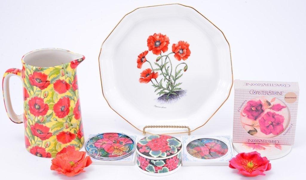 Poppy Ceramics & More