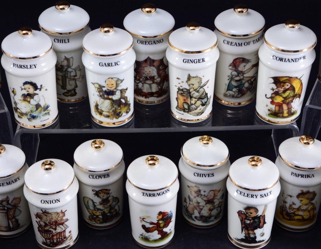 24 Hummel Spice Jars - 2