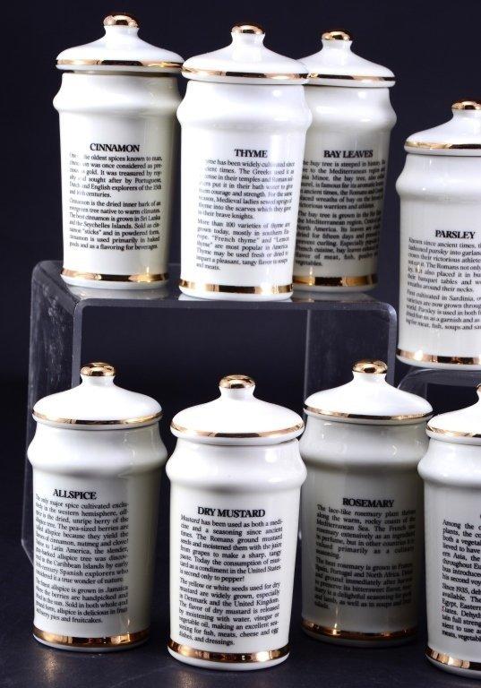 24 Hummel Spice Jars - 3