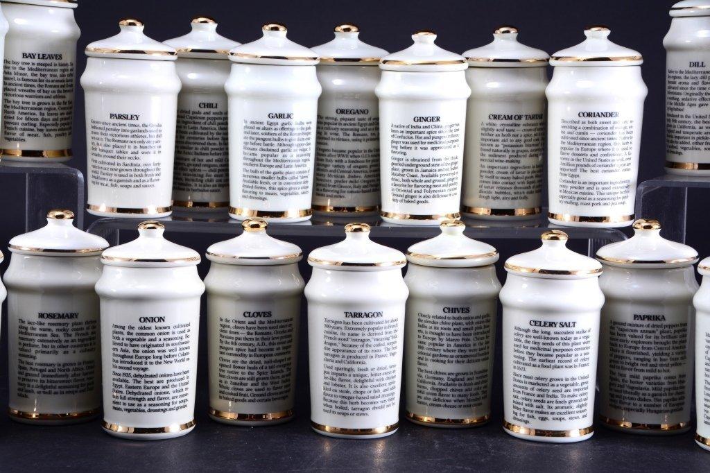 24 Hummel Spice Jars - 4